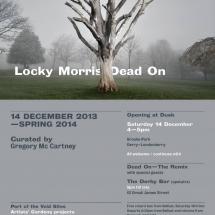 locky tree poster